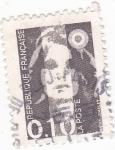 Sellos del Mundo : Europa : Francia : Marianne- El Bicentenario