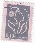 Sellos de Europa - Francia -  Marianne de Lamouche