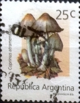 Sellos de America - Argentina -  25 cents. 1992