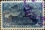 Sellos de America - Argentina -  Intercambio 0,50 usd 12 cents. 1910