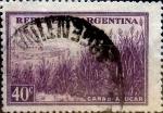 Sellos del Mundo : America : Argentina : Intercambio 0,20 usd 40 cents. 1936