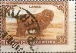Sellos de America - Argentina -  Intercambio 0,20 usd 30 cents. 1936