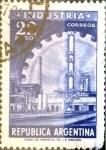 Sellos del Mundo : America : Argentina : Intercambio 0,20 usd 22 pesos 1962