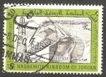 Stamps : Asia : Jordan :  371 - Proyecto del canal de Ghor