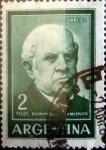 Sellos del Mundo : America : Argentina : Intercambio 0,20 usd 2 pesos 1962