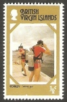 Stamps America - Virgin Islands -  Submarinistas