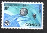Sellos de Africa - República Democrática del Congo -  U.I.T. Century Feast-Telecommunication