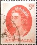 Stamps Australia -  Intercambio nfyb2 0,20 usd 5 p. 1963