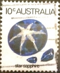 Stamps : Oceania : Australia :  Intercambio 0,20 usd 10 cents. 1974