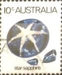 Sellos de Oceania - Australia -  Intercambio 0,20 usd 10 cents. 1974