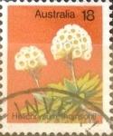 Sellos de Oceania - Australia -  Intercambio 0,20 usd 18 cents. 1975