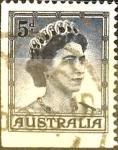 Sellos de Oceania - Australia -  Intercambio 0,20 usd 5 p. 1959