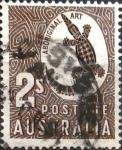 Stamps : Oceania : Australia :  2 shilling 1948
