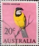 Stamps : Oceania : Australia :  20 cents. 1966