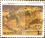Sellos de Oceania - Australia -  Intercambio 0,20 usd 1 cents. 1983