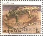 Stamps Australia -  Intercambio nfxb 0,20 usd 1 cents. 1983