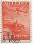 Stamps Austria -  Y & T Nº 33 Aereo