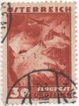 Stamps Austria -  Y & T Nº 37 Aereo