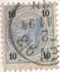Stamps Austria -  Y & T Nº 50