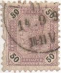 Stamps Austria -  Y & T Nº 64