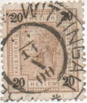 Stamps Austria -  Y & T Nº 71