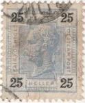 Stamps Austria -  Y & T Nº 72