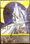 Stamps Australia -  Intercambio 0,25 usd 36 cents. 1987
