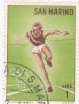 Stamps San Marino -  Tokío-1964