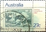 Sellos de Oceania - Australia -  Intercambio 0,30 usd 27 cents. 1982