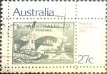 Stamps : Oceania : Australia :  Intercambio 0,30 usd 27 cents. 1982
