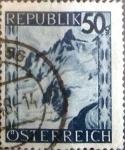 Sellos del Mundo : Oceania : Austria :  Intercambio ma4s 0,20 usd 50 g. 1945