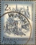Sellos de Europa - Austria -  Intercambio 0,20 usd 2 s. 1974