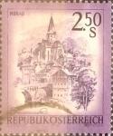 Sellos de Europa - Austria -  Intercambio 0,20 usd 2,5 s. 1974