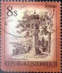 Sellos de Europa - Austria -  Intercambio 0,30 usd 8 s. 1976