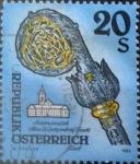 Stamps of the world : Austria :  Intercambio 0,55 usd 20 s. 1993