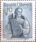 Sellos de Europa - Austria -  Intercambio 0,20 usd 10 g. 1948