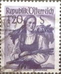 Sellos de Europa - Austria -  Intercambio 0,20 usd 1,20 s. 1949