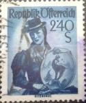 Sellos de Europa - Austria -  Intercambio 0,20 usd 2,40 s. 1951