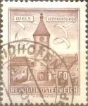 Stamps Austria -  Intercambio 0,20 usd 60 g. 1962