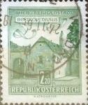 Stamps Austria -  Intercambio ma4xs 0,20 usd 2,20 s. 1962