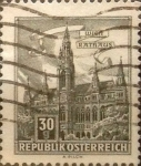 Stamps Austria -  Intercambio 0,20 usd 30 g. 1962