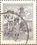 Sellos de Europa - Austria -  Intercambio 0,20 usd 70 g. 1962