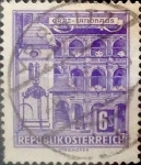 Sellos de Europa - Austria -  Intercambio 0,20 usd 6 s. 1960