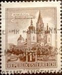 Sellos del Mundo : Europa : Austria :  Intercambio ma4s 0,20 usd 1 s. 1957