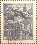 Sellos de Europa - Austria -  Intercambio 0,20 usd 2 s. 1968