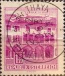 Sellos de Europa - Austria -  Intercambio 0,20 usd 1,20 s. 1962