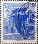 Sellos de Europa - Austria -  Intercambio 0,20 usd 3 s. 1962