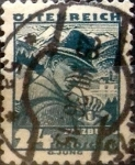 Stamps Austria -  Intercambio 0,20 usd 24 g. 1934