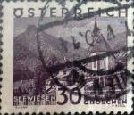 Sellos de Europa - Austria -  Intercambio 0,20 usd 30 g. 1929