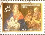 Sellos de Europa - Austria -  Intercambio 0,60 usd 5 s. 1989